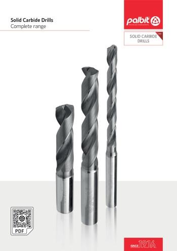 Brocas Metal Duro - Catálogo