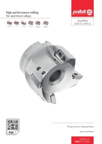 ALUpro XD 90-15-XD 90-22